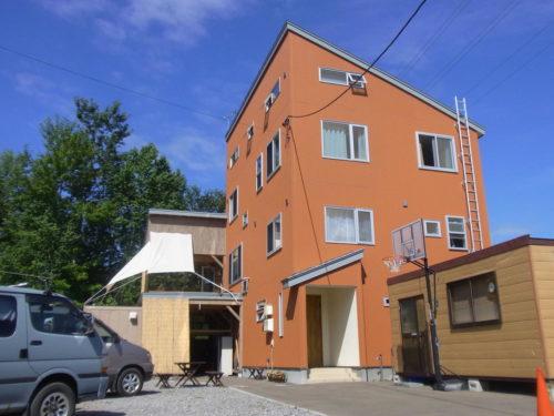 倶知安町岩尾別5DK 寮に最適 光熱費込み 家電、寝具有り 築浅物件