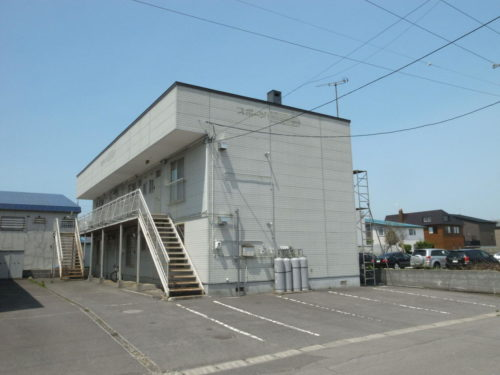 倶知安町 マッシュ81 2F 2DK