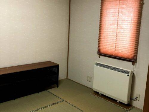 和室B(6畳)(寝室)