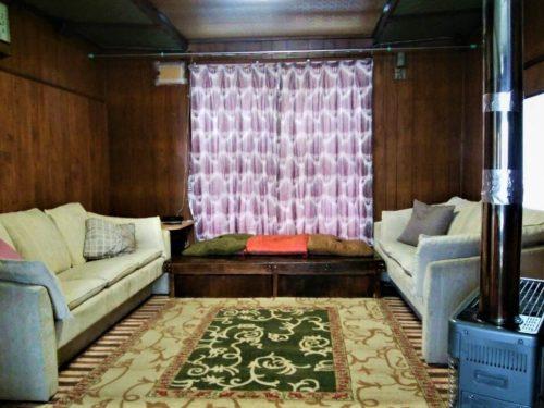 Living room(居間)